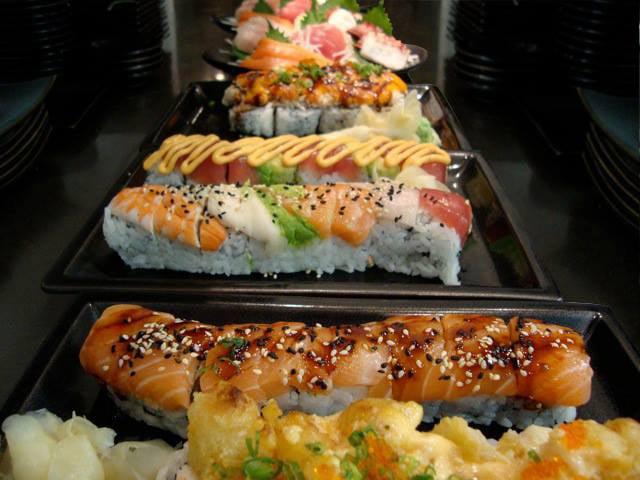 Sushi rolls | Happy Sumo Sushi | Utah Best Sushi