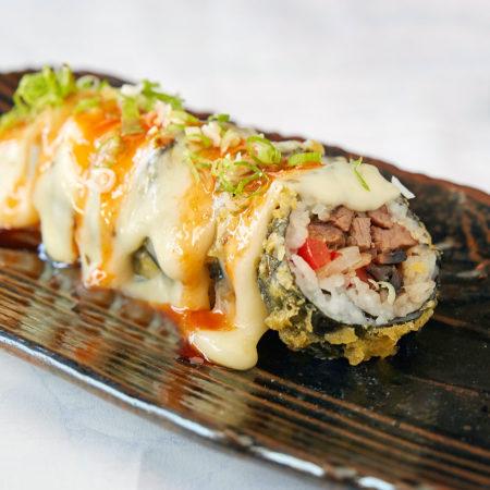 Cheesesteak Roll