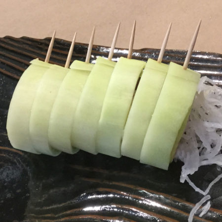 cucumber wrap