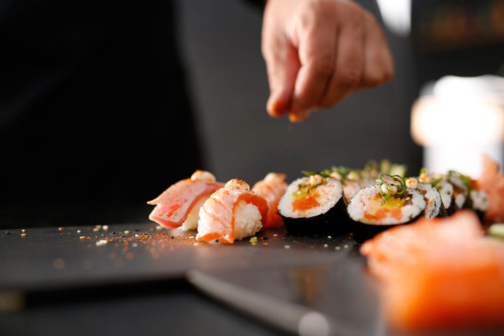 Sushi | Happy Sumo Sushi | Utah Best Sushi