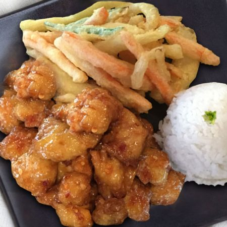 Sumo's Orange Chicken