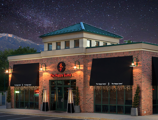 Salt Lake City | Happy Sumo Sushi | Utah Best Sushi