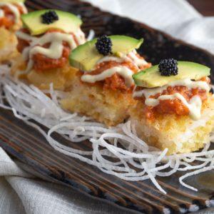 Sumo's Crispy Rice